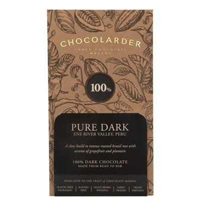 Chocolarder - 100% Pure Dark Peru
