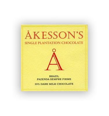 Akesson's Brazil Dark Milk 55