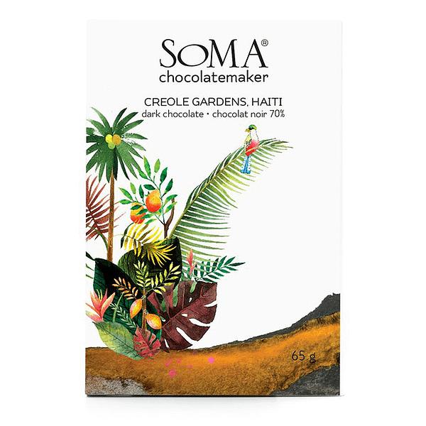 SOMA - Creole Gardens Dark Haiti (PISA) 70%