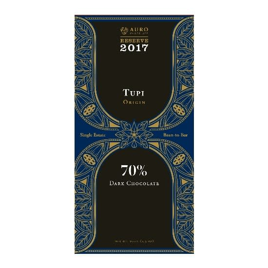 Auro - Tupi Farm, Philippines Dark Chocolate 70%