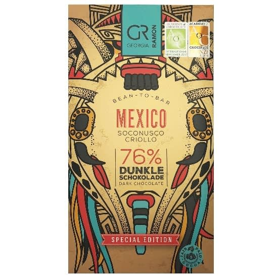 Georgia Ramon - Mexico 76%