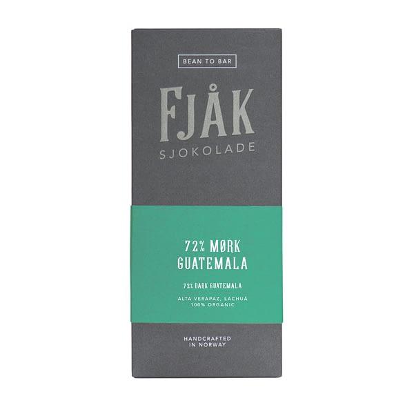 Fjak - Lachuá, Guatemala 70% Dark Chocolate
