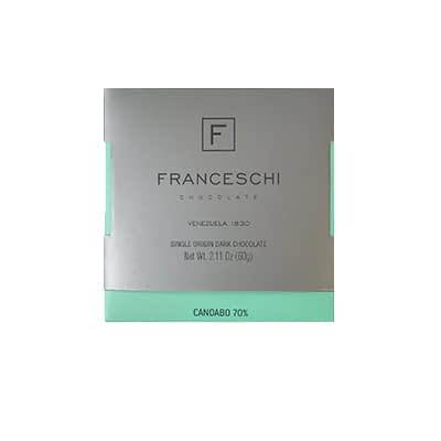 Franceschi - 70% Canaobo Dark Chocolate