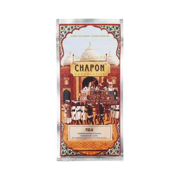Chapon - Fiji 75% Dark Chocolate