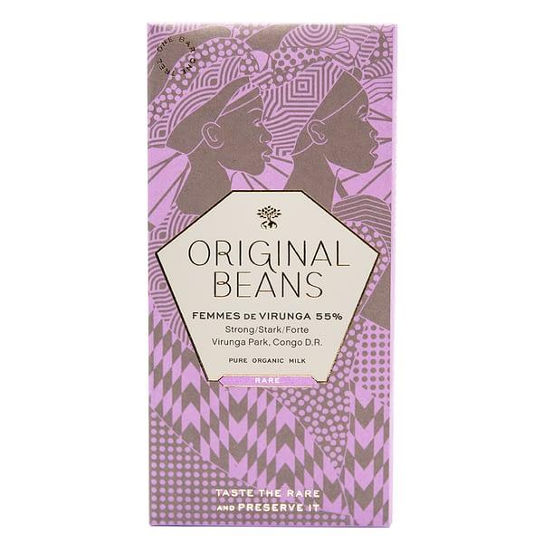 Original Beans - Femmes de Virunga 55% Milk