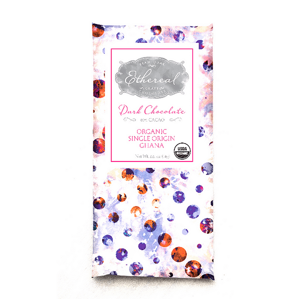 Ethereal - ABOCFA co-op, Ghana 70% Dark Chocolate