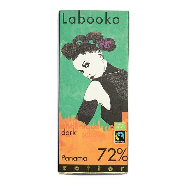 Zotter Labooko Panama 72%