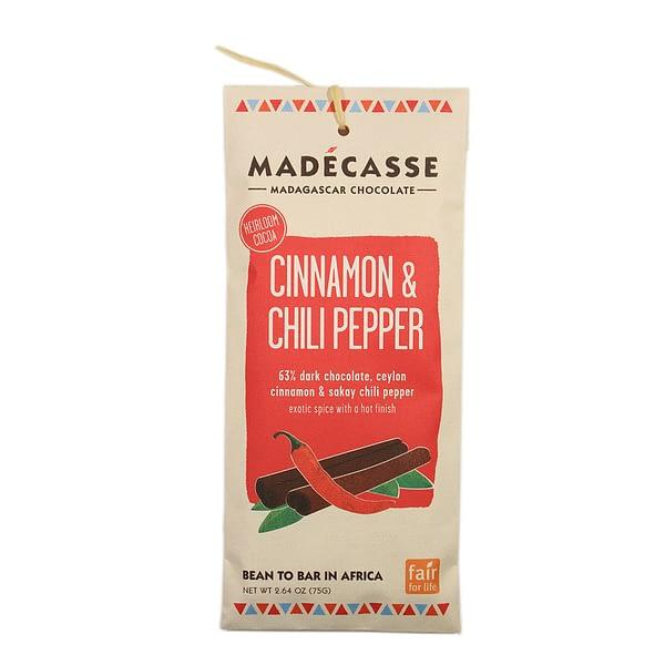 Madecasse Cinnamon & Chili