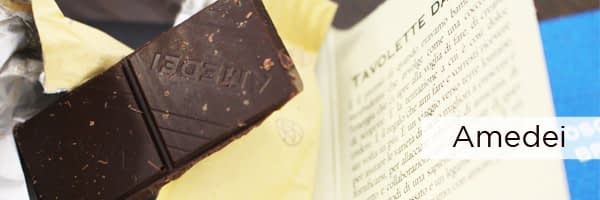 Amedei Chocolate Cocoa Runners