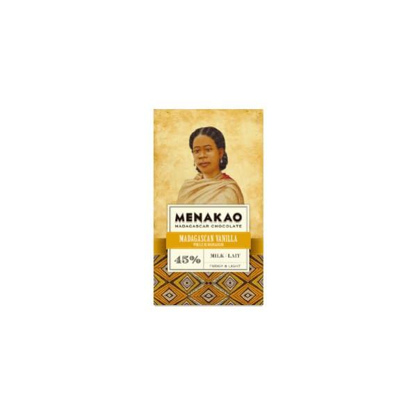 Menakao 44% Milk Chocolate (Taster Bar)
