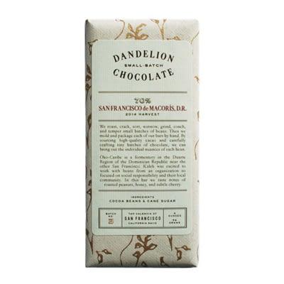 Dandelion - San Francisco De Macoris, Dominican Republic 70%