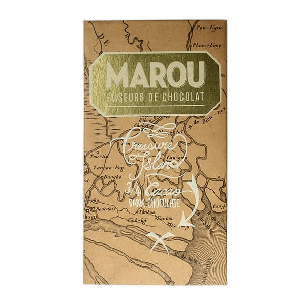 Marou Treasure Island 75%