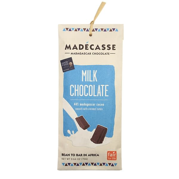 Madecasse Milk Chocolate 44%