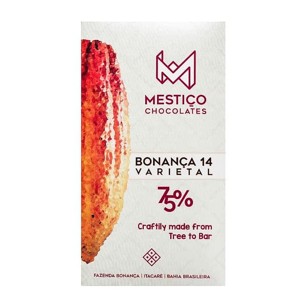 "Mestico - Bonanca ""14 Varietal"", 75% Dark chocolate"