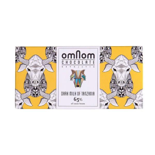 Omnom Dark Milk of Tanzania