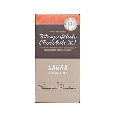 Tobago Estate Chocolate - Laura Dark Milk 45%
