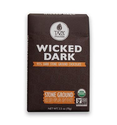 Taza Wicked Dark 95