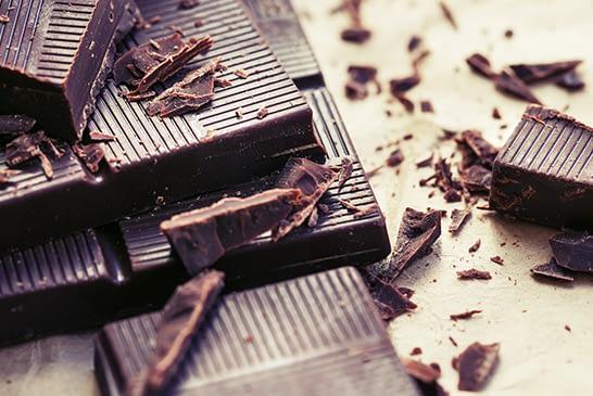 100% chocolate