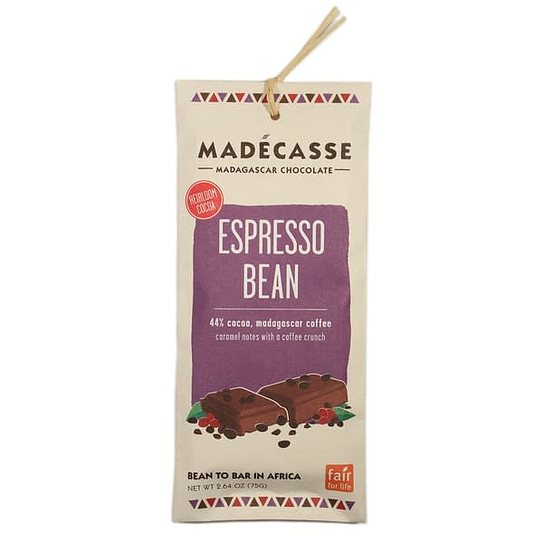 Madecasse Espresso Bean