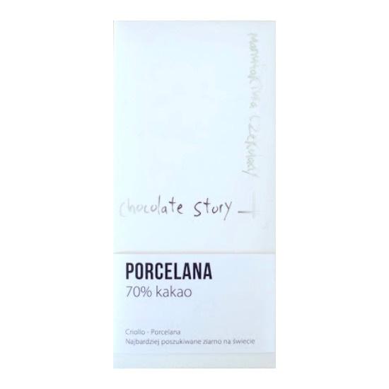 Manufaktura Czekolady - Porcelana, Venezuela 70% Dark Chocolate