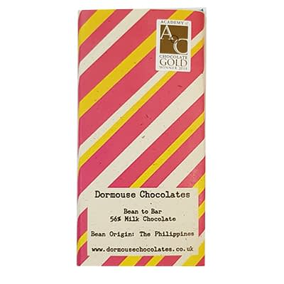 Dormouse - Kablon Farms, Philippines, Dark Milk Chocolate