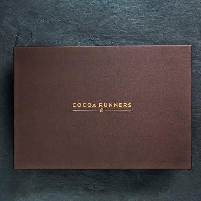 Cocoa Runners Brown Hamper
