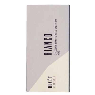 Ruket - 48% Peruvian White Chocolate