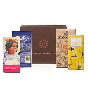 Cocoa Runners Honest Brew Collection Small Batch Artisan Chocolate
