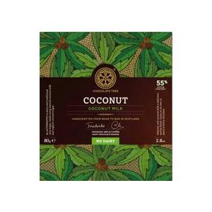 Chocolate Tree - 55% Coconut Milk