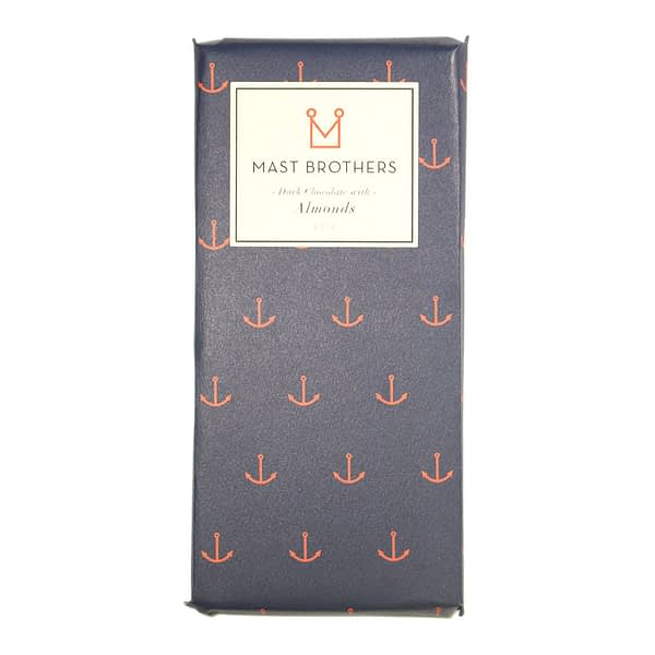 Mast Brothers Almonds