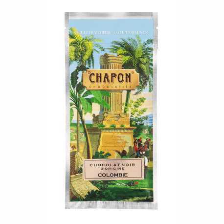 Chapon - Colombia 75% Dark Chocolate