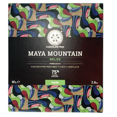 Chocolate Tree - Belize 75%