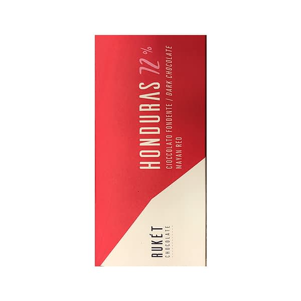 Ruket - Honduras Mayan Red 72% Dark Chocolate