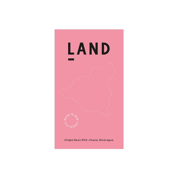 Land -  Chuno 58% Milk Chocolate