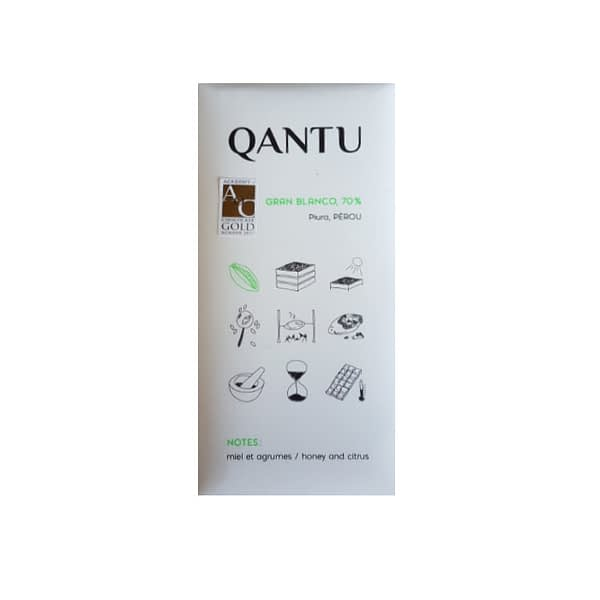 Qantu - Gran Blanco 70%