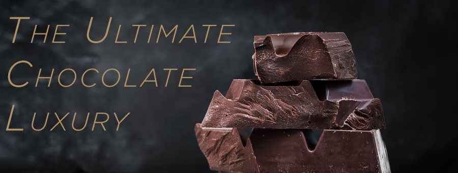 The ultimate chocolate luxury