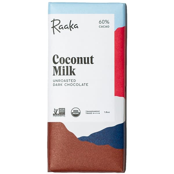 Raaka - Coconut Milk Chocolate