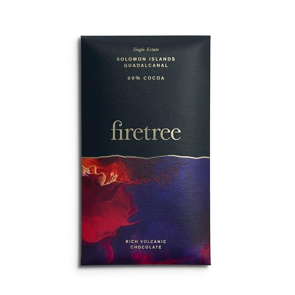 Firetree - Guadalcanal, Soloman Islands 69% Dark Chocolate