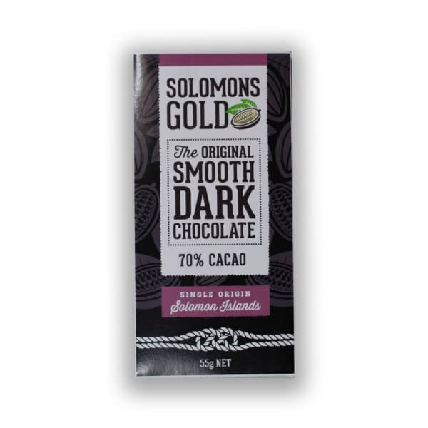 Solomons Gold - 70% Dark Chocolate Couverture - 3kg Chef