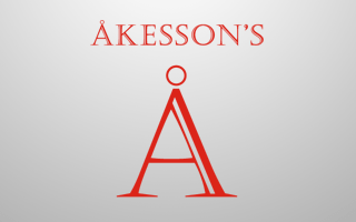 Shop Åkesson