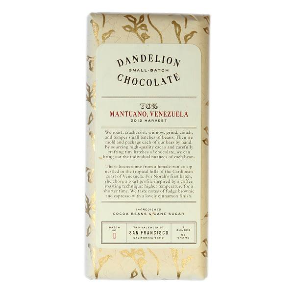Dandelion Mantuano Venezuela