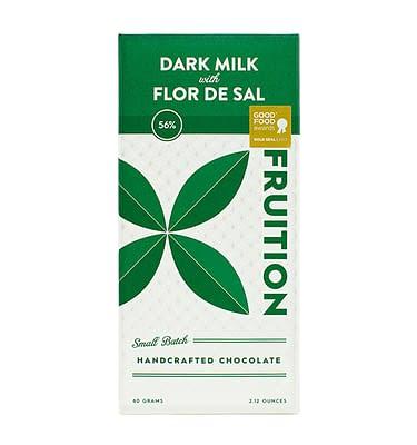 Fruition Dark Milk Flor De Sel