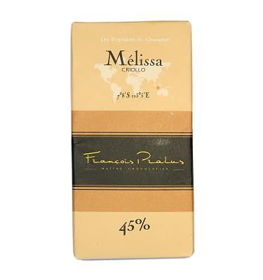 Pralus Melissa 45% Milk Chocolate Bar