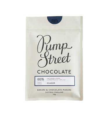 Pump Street Chocolate Ecuador 100