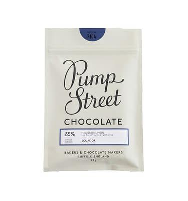 Pump Street Chocolate Ecuador Dark 85