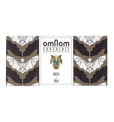 Omnom White Chocolate with Coffee