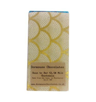 Dormouse Guatemala Milk Chocolate