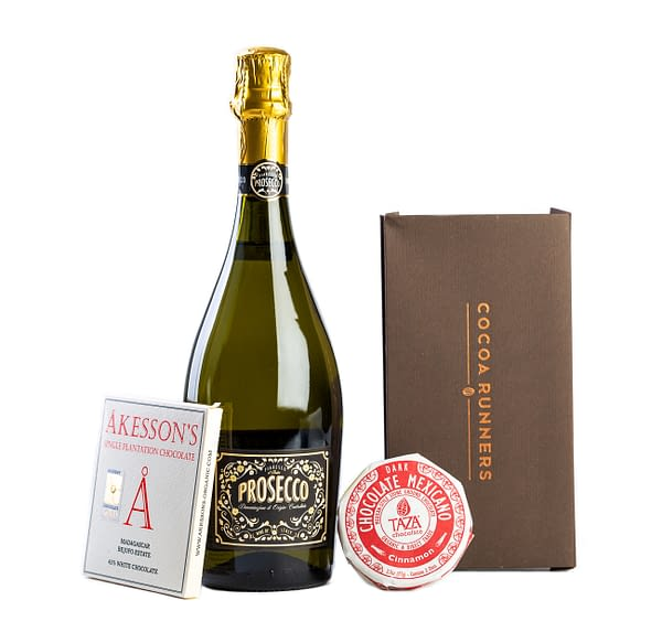 Chocolate & Wine Gift: Prosecco & Chocolate