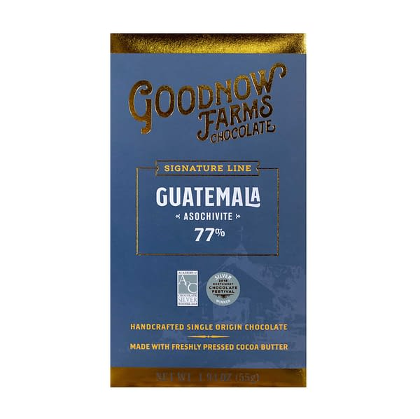 Goodnow Farms Chocolate - Asochivite, Guatemala 77%
