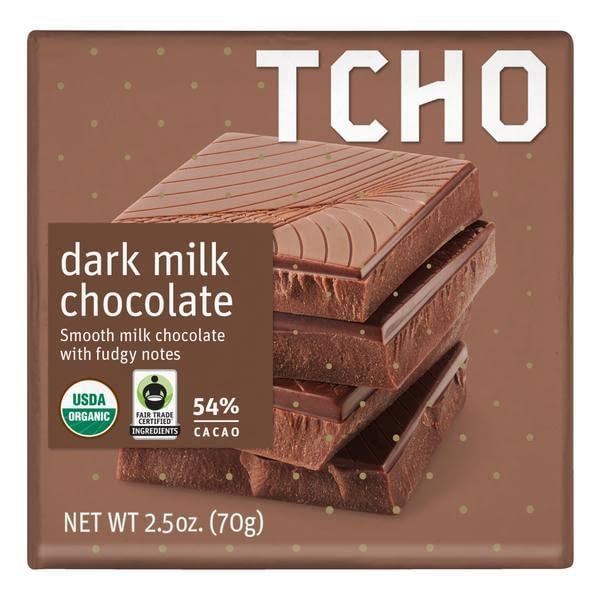 TCHO - SeriousMilk Cacao
